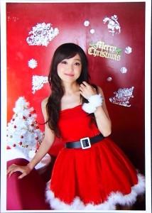 12月: 金田朋子さん