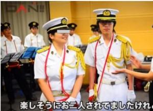 その時結婚した相手の方 典拠:宮崎県消防団だより「DAN!!」