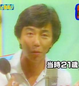素人としてぎんざNOW!に出ていた頃の吉村さん