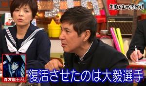 そのエピソードを当時、ドキュメンタリーで観たらしく、語る関根さん。