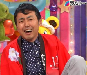 悲しそうにつぶやく田中