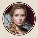 年齢や彼氏の存在など『マスケティアーズ』アンヌ王妃役アレクサンドラダウリング Wiki的詳細。ルイ14世はアラミスの子?