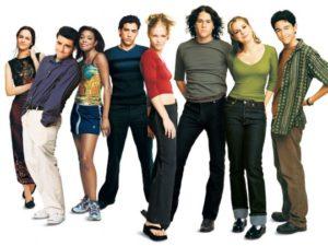 映画『10 Things I hate about you(1999)』 邦題: 『恋のから騒ぎ』 典拠: vh1.com