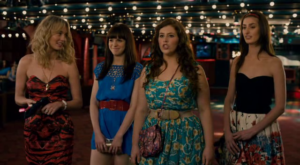 『Inbetweeners(2011)』でのタムラ・カリ (左から2番目)