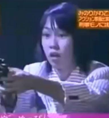 みのりかわ乙女団で、刑事役をするマッキー