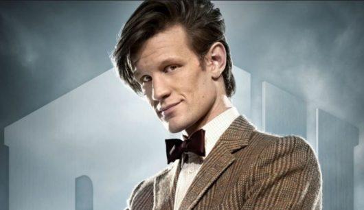 『Dr.Who』の時のマット・スミス 典拠: screenrant.com