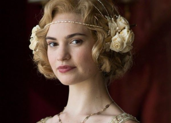 LilyJames DowntonAbbey Looper