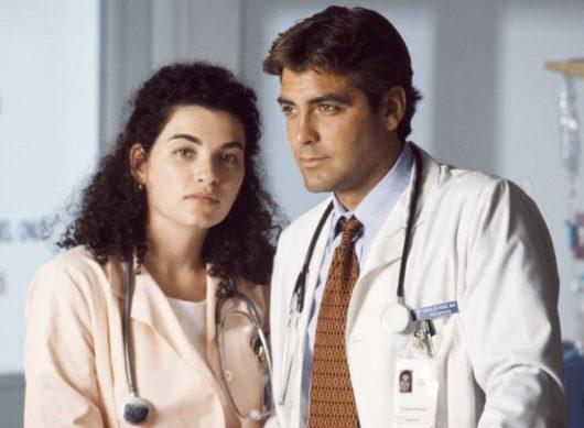 ドラマ『ER』内でも、腐れ縁の女性が居ましたね!