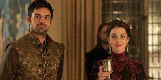 ドラマの中での、ショーンとアデレード 典拠: hubmesh
