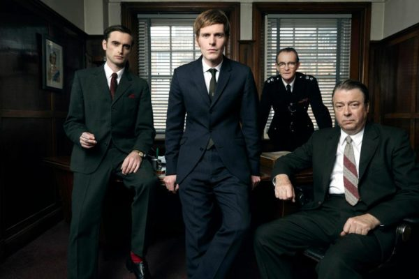 Endeavour cast TheSun