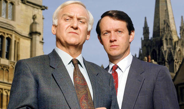InspectorMorse cast DailyExpress