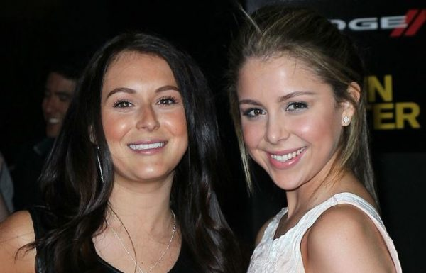 Makenzie and Alexa Vega GettyImages