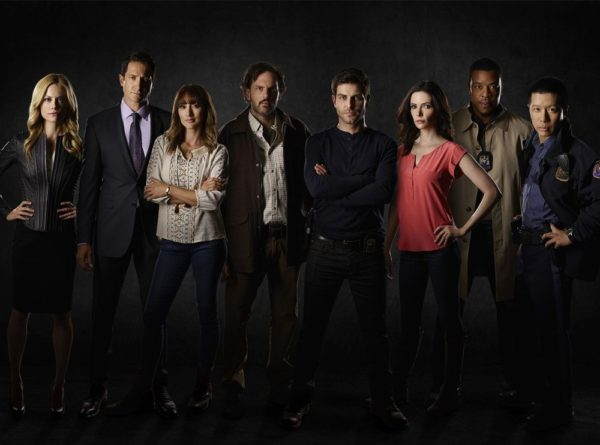 Grimm Cast TheNerdDaily